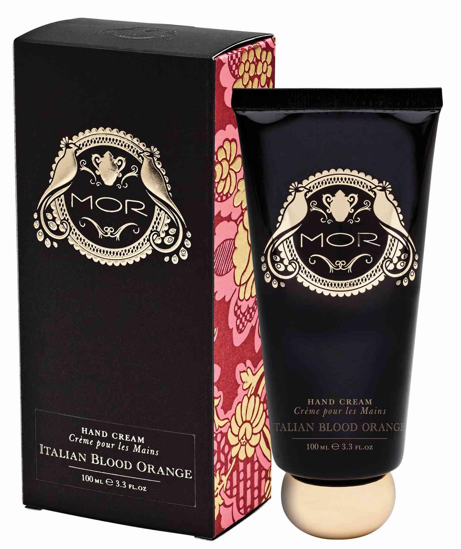 "MOR Hand Cream - ""Italian Blood Orange"" - www.gentlemansbutler.com"