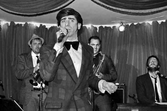 """Playboy Club - London, Baroque - """"Lenny Beige"""" www.gentlemansbutler.com"""