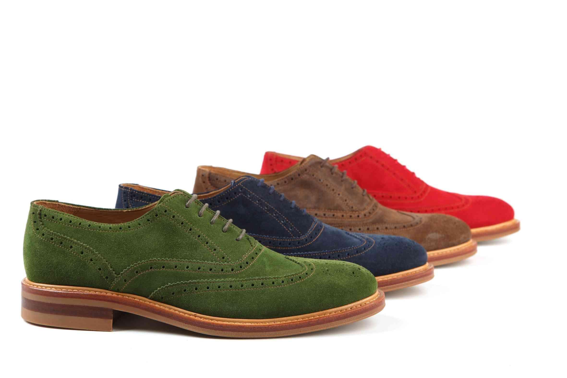 John White Shoes - Langham all colours - www.gentlemansbutler.com