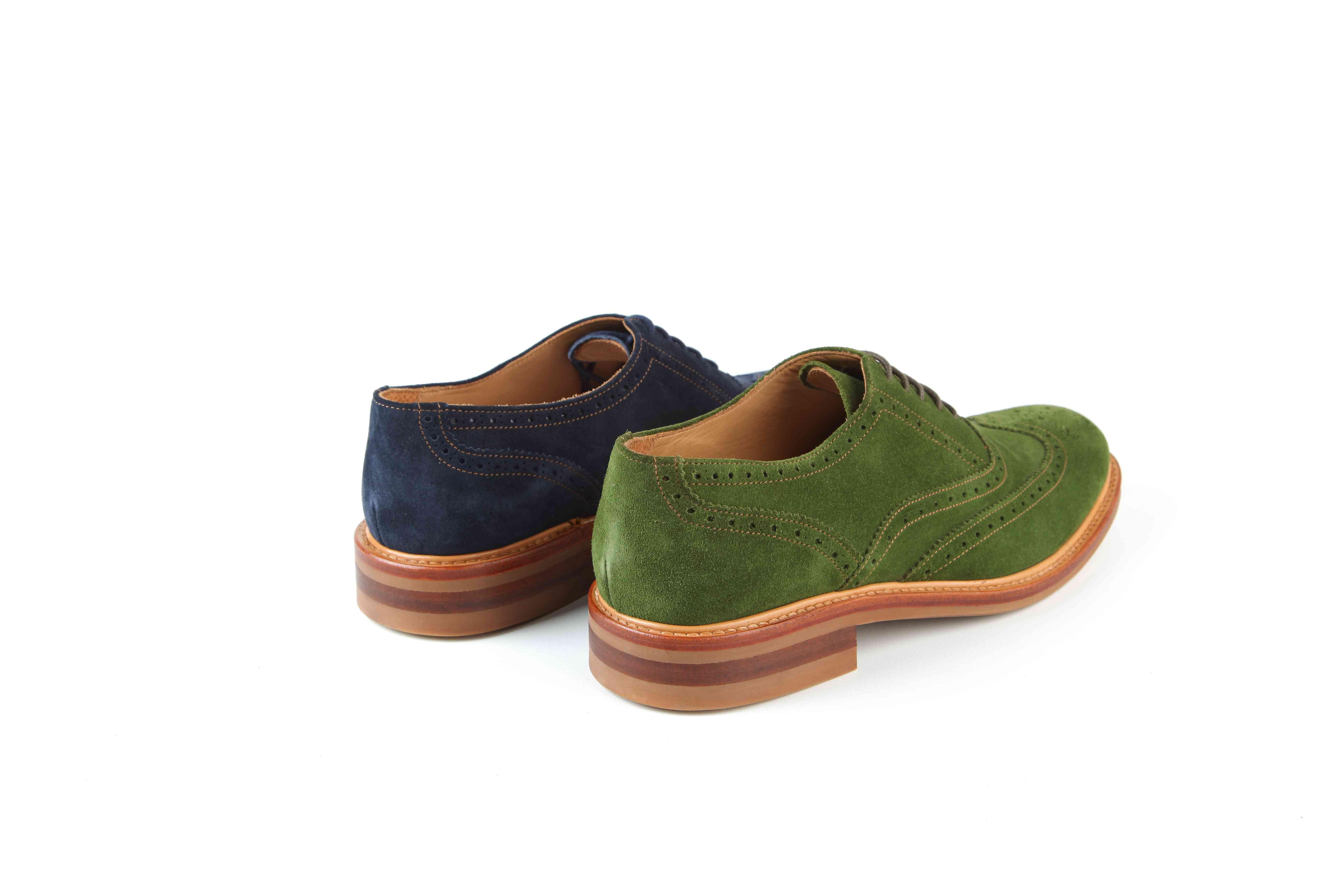 John White Shoes - www.gentlemansbutler.com