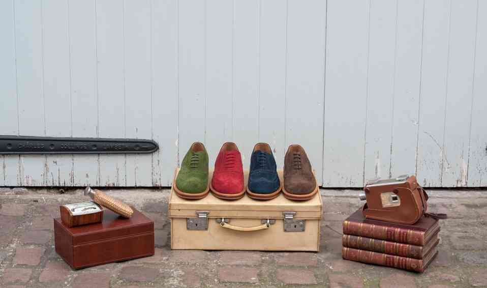 John White Shoes - Langhams - www.gentlemansbutler.com
