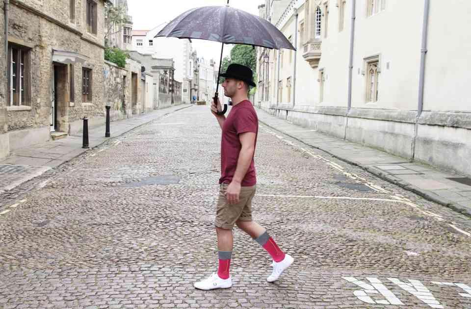 Peper Harow – English Gentlemens socks - www.gentlemansbutler.com