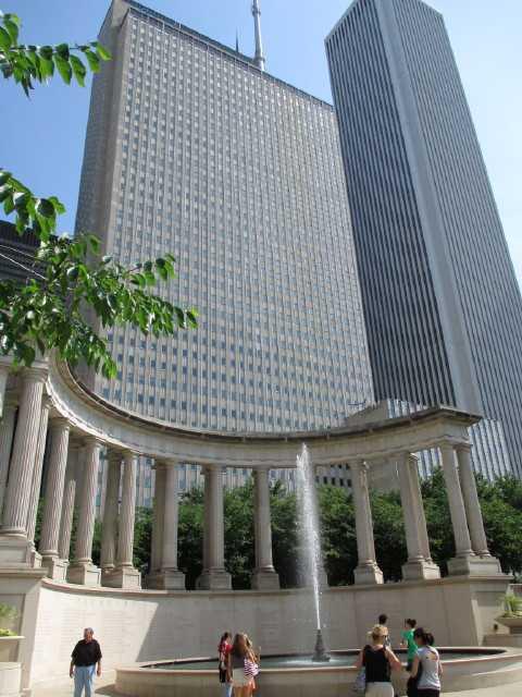 Millennium Park Chicago - www.gentlemansbutler.com
