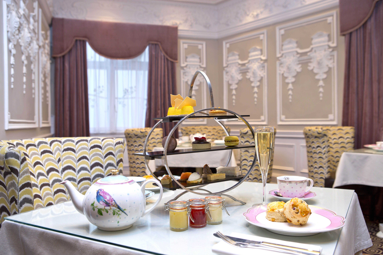 Tea in the Tea Lounge