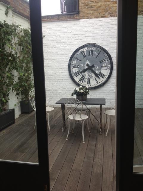 Fedeli charming inside Courtyard