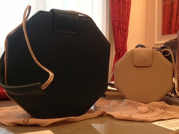 Kausar handbag: an incredible touch of vintage