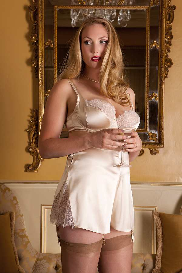 Luxury British Silk Lingerie for a Fuller Bust