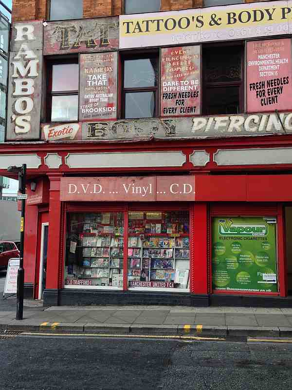 Manchester Music Street