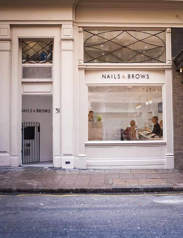 Nails & Brows - Mayfair