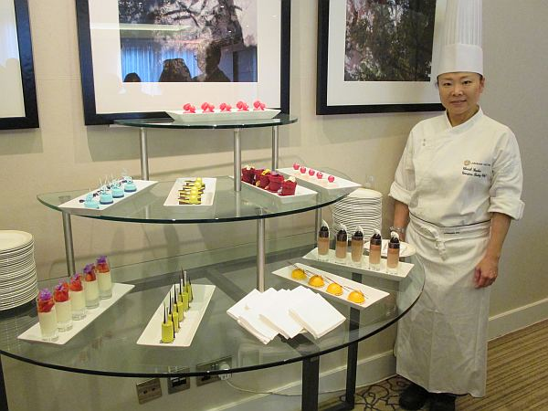The Langham - Pastry Chef