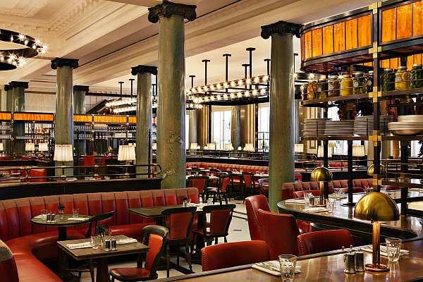 Rosewood London, Holborn Dining Room