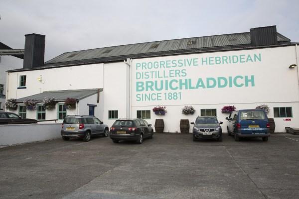 Bruichladdich A unique sense of place