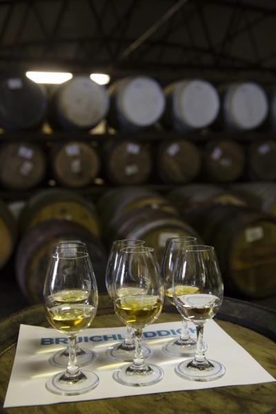 Bruichladdich - Bruichladdich's single malts and Botanist gin await