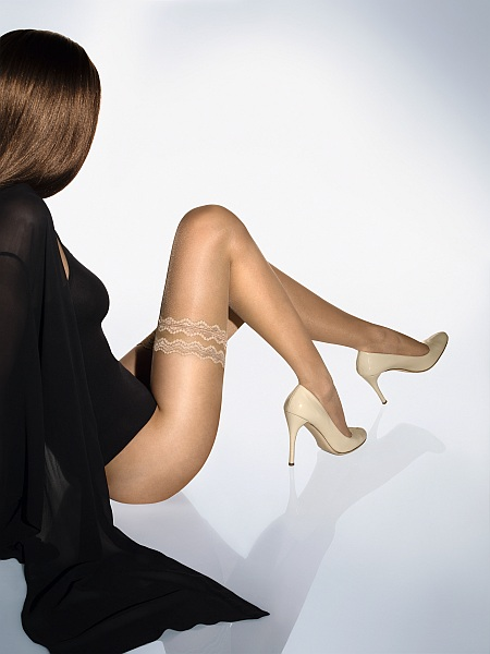 Wolford Stockings Day & Night stay-up