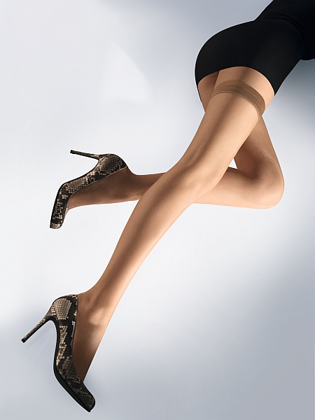 Wolford Stockings Naked 8 stay-up