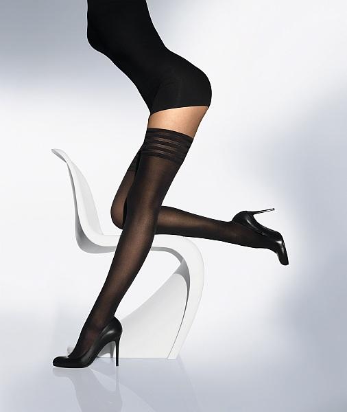 Wolford Stockings Velvet de luxe 50 stay-up