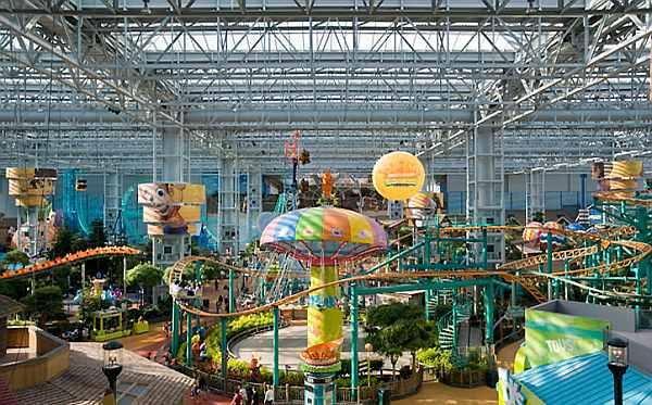 Funfair Mall of America