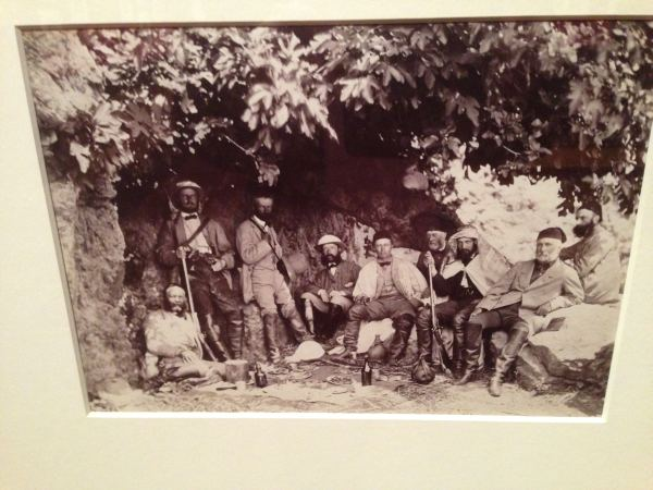 The Prince of Wales and Companions, Capernaum, 1862 - Cairo to Constantinople - Queens Gallery, Buckingham Palace, London