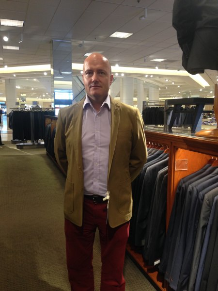 Smart Gents Jacket - Nordstrom
