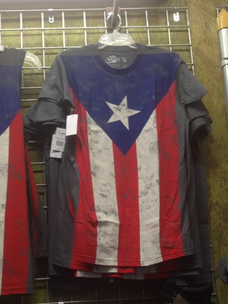 Stars & Stripes T-Shirt - Mall of America