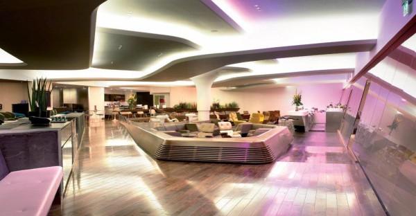 Virgin Clubhouse London Heathrow