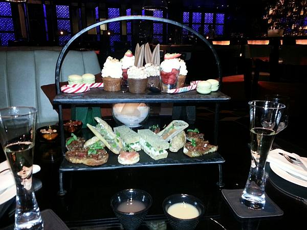 Afternoon Tea at The Playboy Club London
