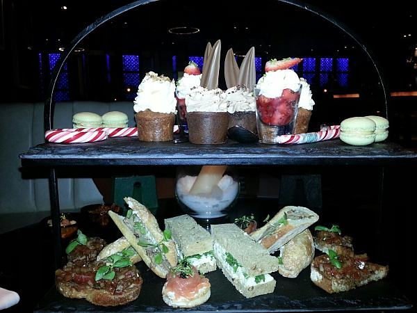 Afternoon Tea in Salvatores, Playboy Club London