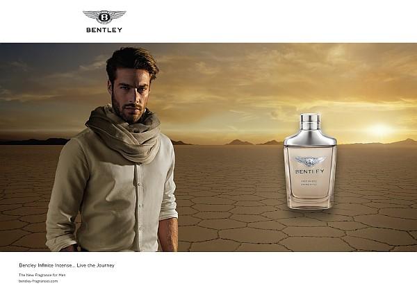 Bentley Infinite luxury fragrance for Gentlemen