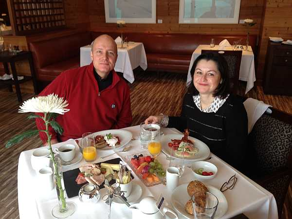 austrian luxury cuisine, 5 star ski cuisine, luxury ski hotels