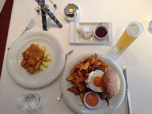 lunch hotel aurelio, luxury ski hotel, cuisine at the hotel aurelio
