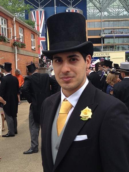 Gentleman at Royal Ascot