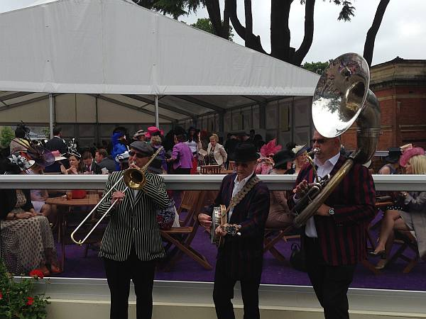 royal ascot jazz band