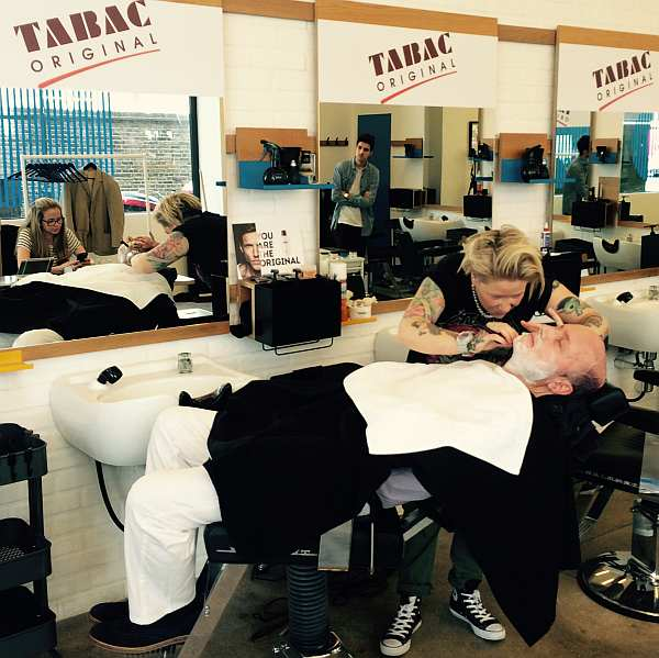 Tabac at Jo & Co - Just relax Michael