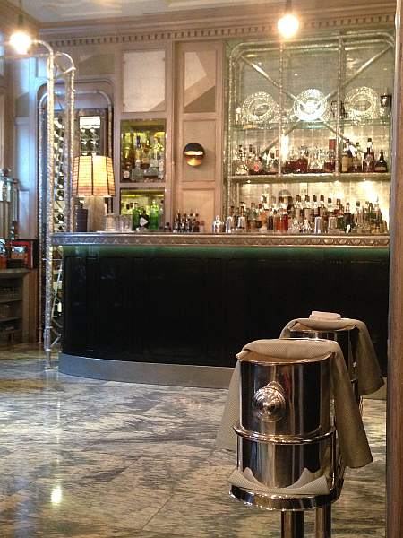 The Connaught Hotel Mayfair - Champagne Bar