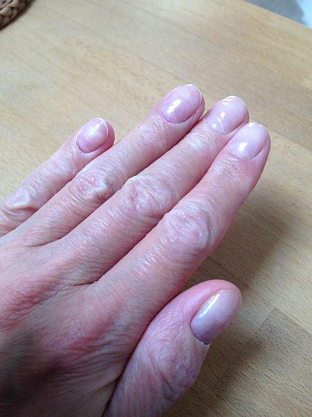 gentlemans manicure at harrods, london