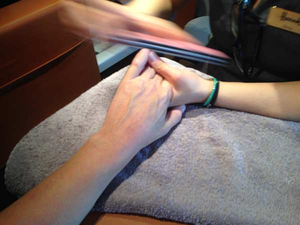 Harrods: Urban Retreat Manicure Polishing - Zena