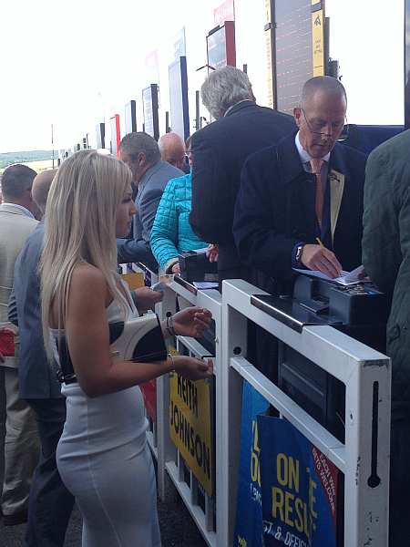 Glorious Goodwood - How much do I owe you !!