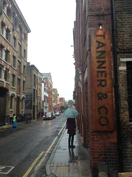Bermondsey Street, London - Tanner & Co