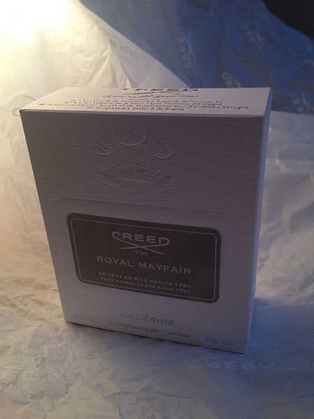 Creed Luxury fragrance boutique 99 Mount Street, Mayfair, London - Royal Mayfair