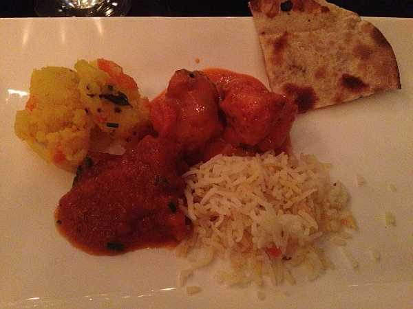 India Dining, Warlingham - Main Courses