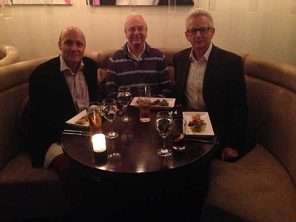"India Dining, Warlingham, Surrey: Luxury Indian Food: ""The three Amigos"""