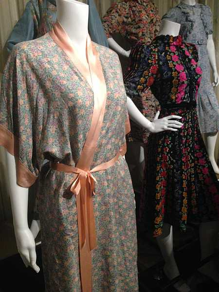 Liberty at The Fashion and Textile Museum - Liberty Print Dresses