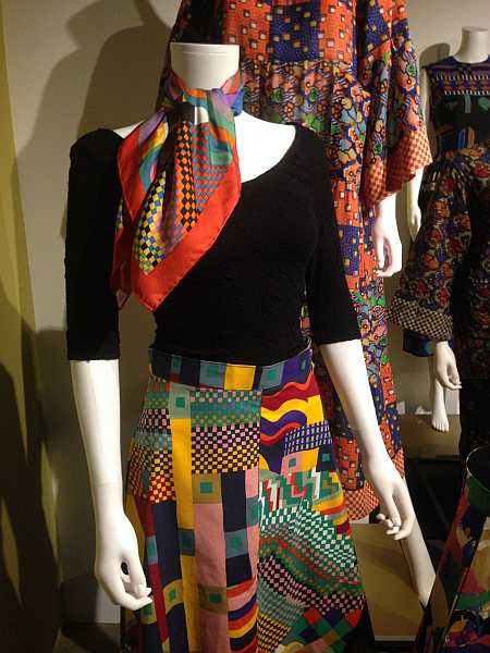 Liberty at The Fashion and Textile Museum - Liberty Bauhaus