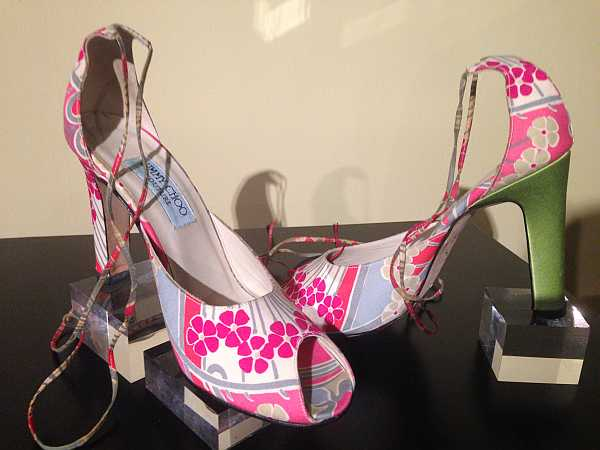 Liberty at The Fashion and Textile Museum - Jimmy Choo