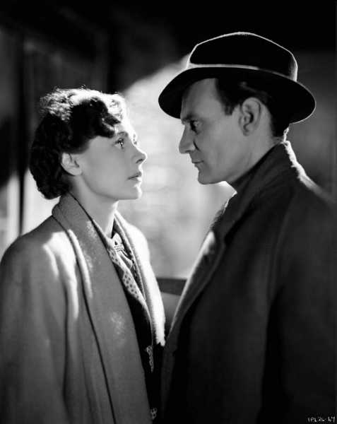 Brief Encounter with Trevor Howard & Celia Celia Johnson - ITV studios 70th anniversary reissue