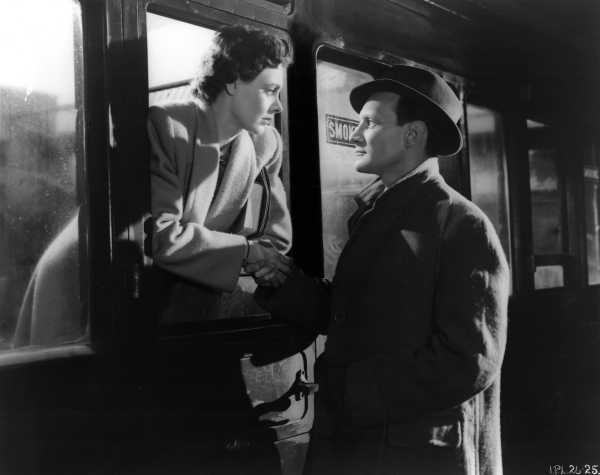 Brief Encounter with Trevor Howard & Celia Celia Johnson. ITV studios 70th anniversary reissue