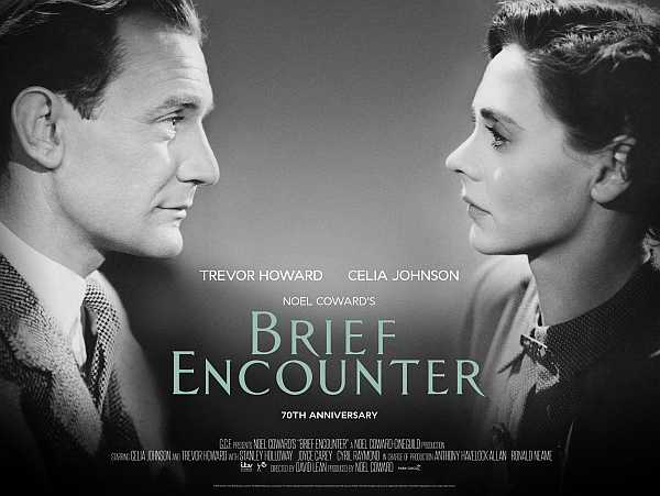 Brief Encounter with Trevor Howard & Celia Celia Johnson..... ITV studios 70th anniversary reissue