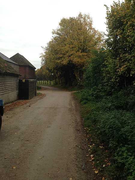 Denbies Wine Estate, Surrey, England - Old Farm Buildings