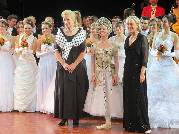 3rd Russian Debutante Ball - Royal Ladies, Prima Ballerina & Debutantes