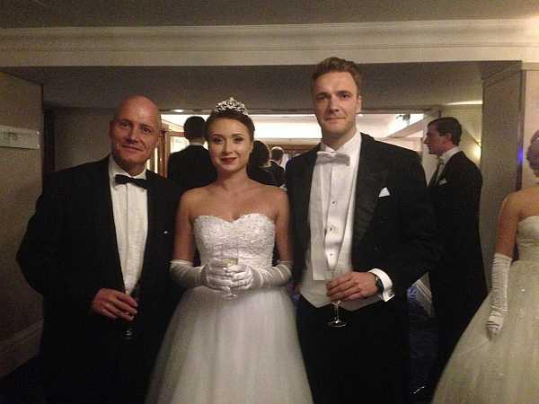3rd Russian Debutante Ball - Michael Grenville, Debutante Julia & Ollie
